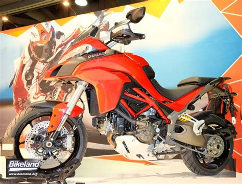 Most Comfortable Ducati by Models Rock The Progressive International Motorcycle