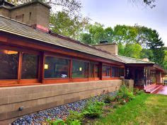 frank lloyd wright s adelman house in wisconsin receives fllw adelman house on pinterest frank lloyd wright