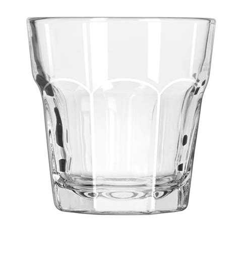 Cupping Glass 7.5 oz Gibraltar by Libby