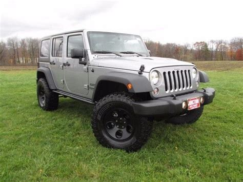 jeeps for sale in ohio by owner jeep wrangler ohio cars for sale