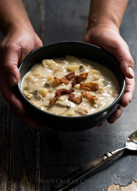 Do You Clam Chowder by Easy New Clam Chowder Recipe In 30 Minutes