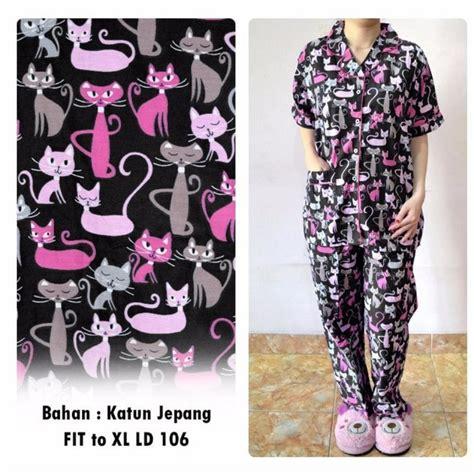 Piyama Mickey Black Cp by Harga Jual Baju Tidur Wanitacom Jual Kimono Transparan