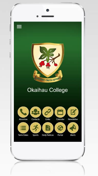 app design nz okaihau college kotahitanga whakapono kahatanga