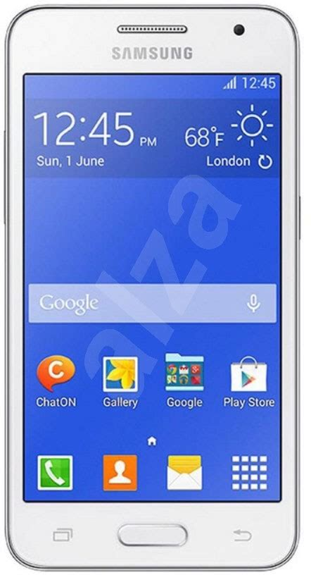 samsung g355 galaxy core ii white 4gb 3g android phone samsung galaxy core 2 sm g355 white mobiln 253 telef 243 n