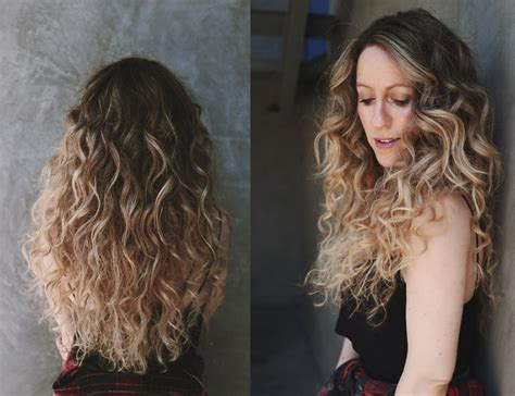 Hair Clip Curly Keriting Hair Extension my new look curly hair extensions before and after style wax poetic