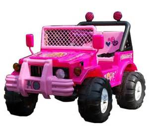 Jeep For Kid Pink 12v 2 Seat Ride On Jeep 163 159 95