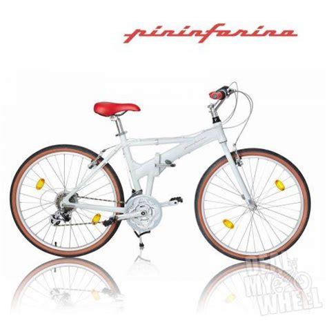pininfarina design folding bike adu new and second