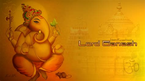 ganpati wallpaper laptop lord ganesha hd wallpapers badricreatives god hd