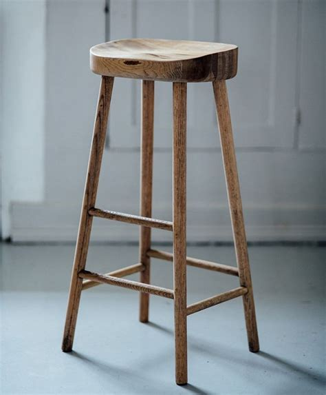 Wood Kitchen Stool by Best 25 Wooden Bar Stools Ideas On Outdoor