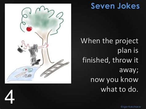 7 Jokes For by Project Manager 7 Sins 7 Jokes 7 Riddles