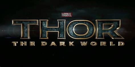 thor movie font word noize games and reviews