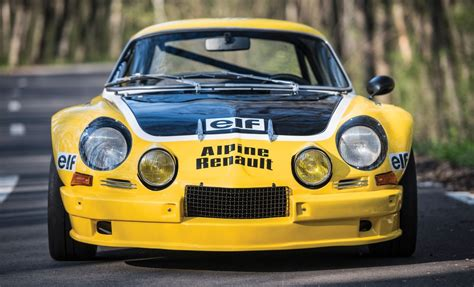 renault rally rm monaco 2016 1965 alpine renault a110 in group 4 rally