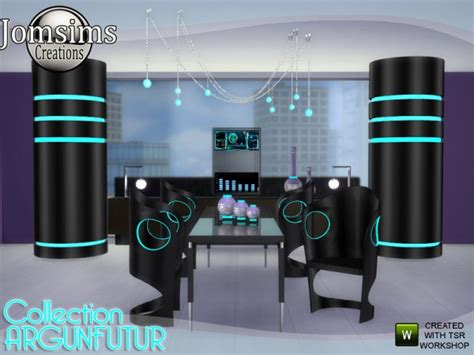 sims resource argunfutur diningroom led