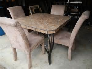 dining table 4 chairs craigslist images