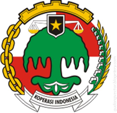 Logo Koperasi gudang vektor gratis logo koperasi indonesia