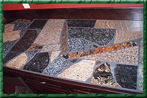 Laminate Countertop Remnants by Granite Remnant Mosaic Countertop Granite Recycling