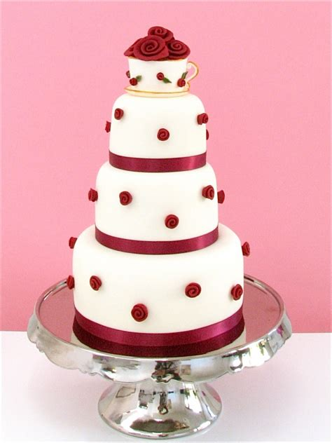 Ruby Wedding Anniversary Ideas Usually by Gillyflower Jewellery 187 Archive 187 Ruby Anniversary Cake