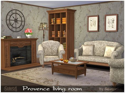 sims 3 living room sets severinka s provence living room