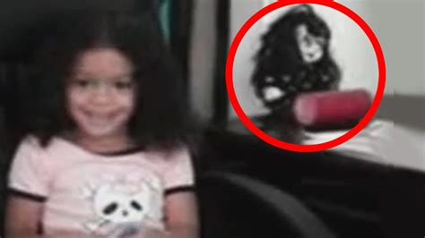 haunted doll in 5 haunted dolls on moving spotted in real