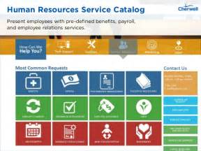 it services template it service catalog exles