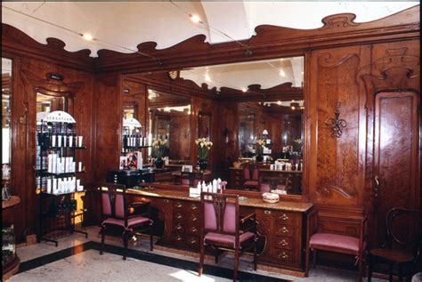 interni liberty parrucchiere stile liberty museotorino