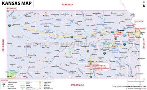 printable kansas road map kansas map for free download printable map of kansas