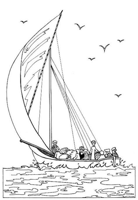 dessin bateau egyptien colorier les dessins de egypte