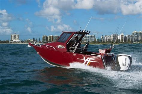 yellowfin boats cost boat listing quintrex yellowfin 6200 offshore hard top