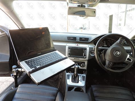 vehicle laptop desk vehicle mounted laptop desk review and photo