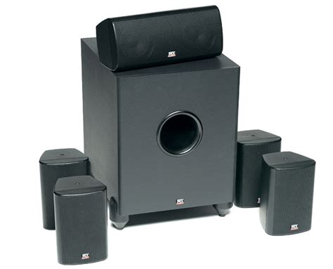 mtx audio 6 home theatre system