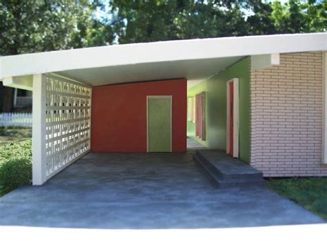 mcm home in seattle mid century modern pinterest 1 24 scale miniature mcm house mid century modern
