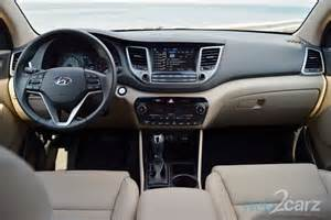 2016 hyundai tucson limited awd review web2carz