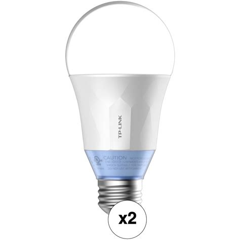 tp link light bulb tp link lb120 wi fi smart led bulb with tunable white