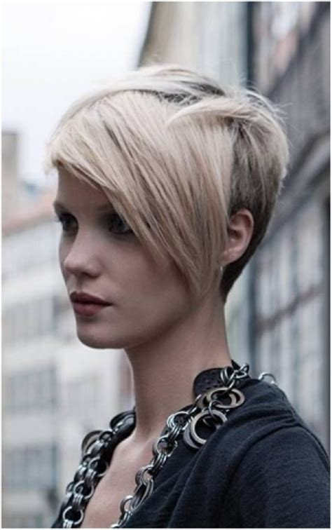hair cut shorter in front and longer in back 101 cute long and short blonde hairstyles