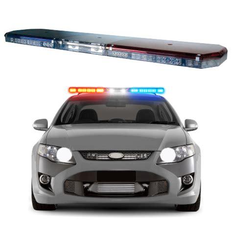 code 3 led light bar code 3 low profile 2100 led lightbar emergency safety
