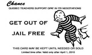 get out of free card template monopoly eastern shores teachers association