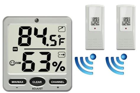 top 5 home temperature monitors and systems safe sound