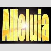 Alleluia - Bing images