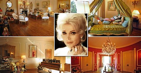 zsa zsa gabor s widower must move out of her longtime bel zsa zsa gabor s house inside zsa zsa gabor s luxe home 26
