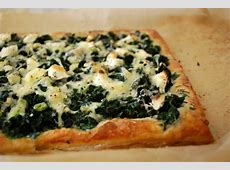 Spinach and Cheese Puff Pastry - Eating Made Easy Meat Spinach Cheese Pastry