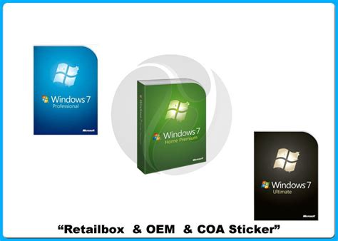Windows 7 Pro 32bit Oem Original Berkualitas original windows 7 professional 32bit x 64 bit retailbox
