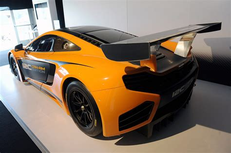 Auto Can by Mclaren Presenta El Carro De Carreras 12c Can Am Edition