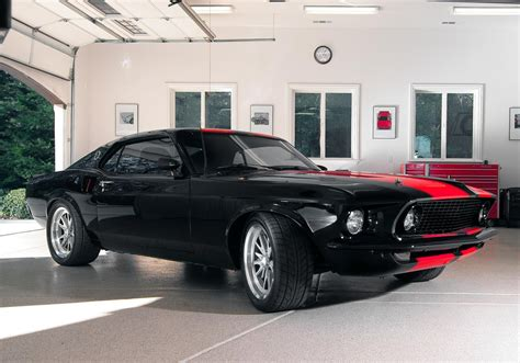 ford mustang mach 1 fastback evil 1969 ford mustang mach 1 fastback by customs