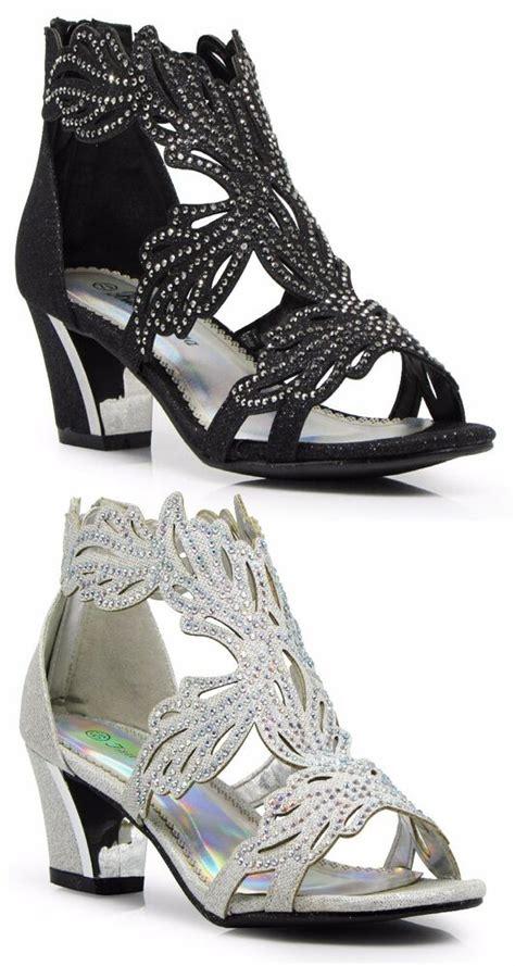 evening dress shoes rhinestones high heels platform wedding black lime 3 ebay