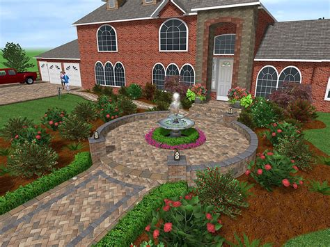 free home yard design software my landscape ideas boost