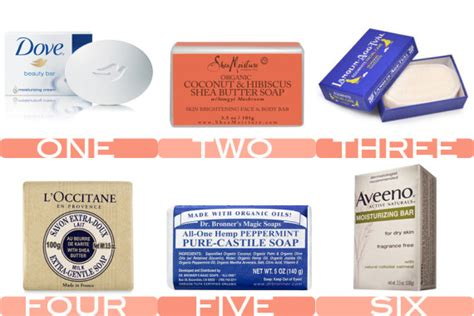 Top Bar Soap by The Six Best Bar Soaps Period
