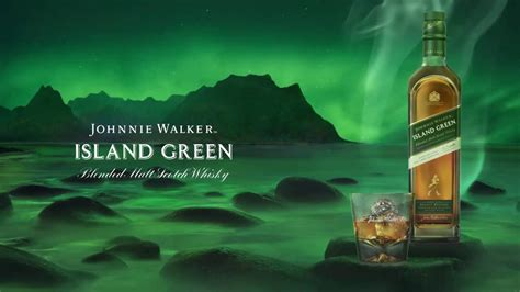 Detox Island Green Vs Island Green by Introducing Johnnie Walker Island Green A New Duty Free