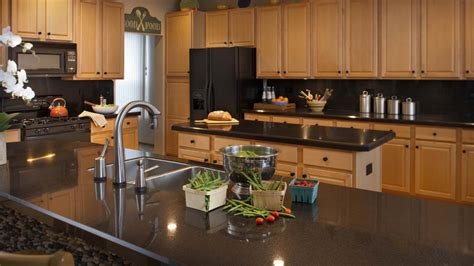 kitchen with black countertops for elegant design home kitchen nice wall mounted kitchen counter and black top