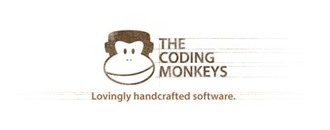Handcrafted Software - thecodingmonkeys lovingly handcrafted software
