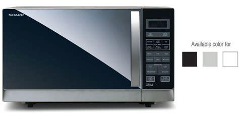 Microwave Sharp Terbaru jual sharp r 728 k microwave oven harga